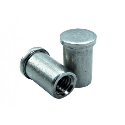 Приварная втулка для сварки коротким циклом SC тип IS из омедненной стали