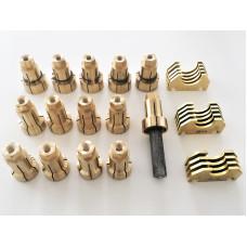Аппараты для приварки шпилек-упоров, стад-болтов и упоров Нельсона (серия FXM)