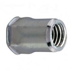 Полушестигранные открытого типа малый бортик из нержавеющей стали