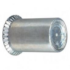 Резьбовые заклепки закрытого типа потайной бортик из алюминия
