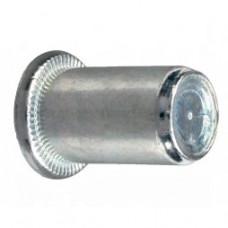 Резьбовые заклепки закрытого типа стандартный бортик из нержавеющей стали