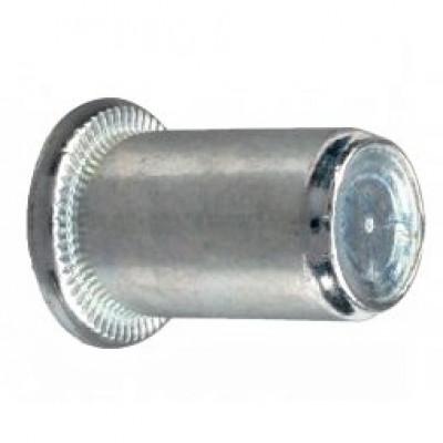 Резьбовые заклепки закрытого типа стандартный бортик из алюминия