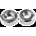 Развальцовочная резьбовая втулка (бонка) сквозная, ОСТ 4Г 0.822.003