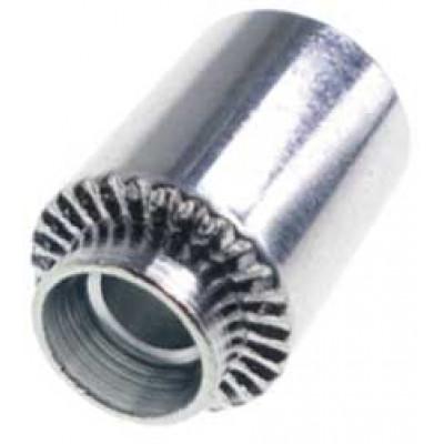 Развальцовочная резьбовая втулка (бонка) тип MF миниатюрная