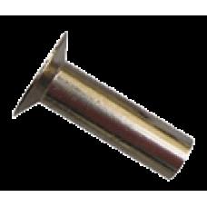 Пустотелые заклепки DIN 7340 форма C (ГОСТ 12640-80)