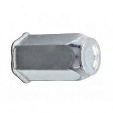 Шестигранные закрытого типа малый бортик из алюминия