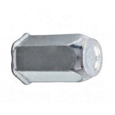 Шестигранные закрытого типа малый бортик из нержавеющей стали