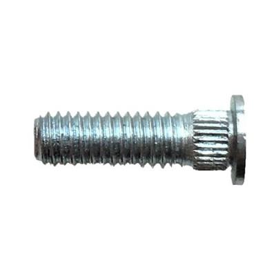 Шпилька запрессовочная KFH для печатных плат оцинкованная сталь
