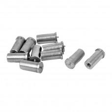 Втулка алюминиевая приварная резьбовая DIN 32501 \ ISO13918 тип IT