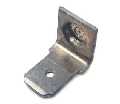 Контакт приварной алюминиевый