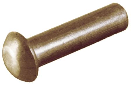 Заклепки под молоток DIN 660 (ГОСТ 10299-80)