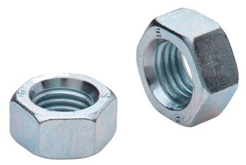 Титановые гайки DIN 934 (ГОСТ 5927-70)